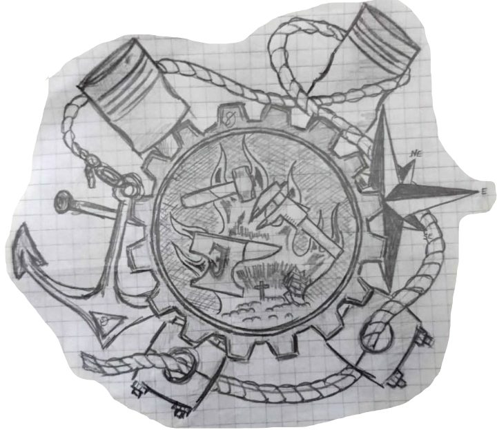 Von der ersten Skizze zu Ideenflut