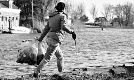 Plogging: Müll sammeln, statt vorbeilaufen!