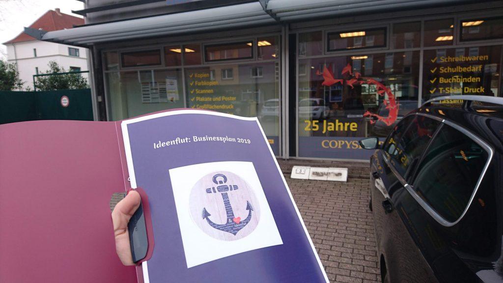 Startup Businessplan Copyshop Wilhelmshaven