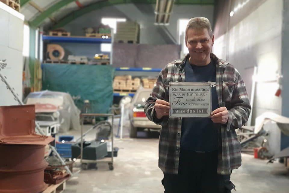 10 Jahre mobile Strahltechnik Eiben in Jever