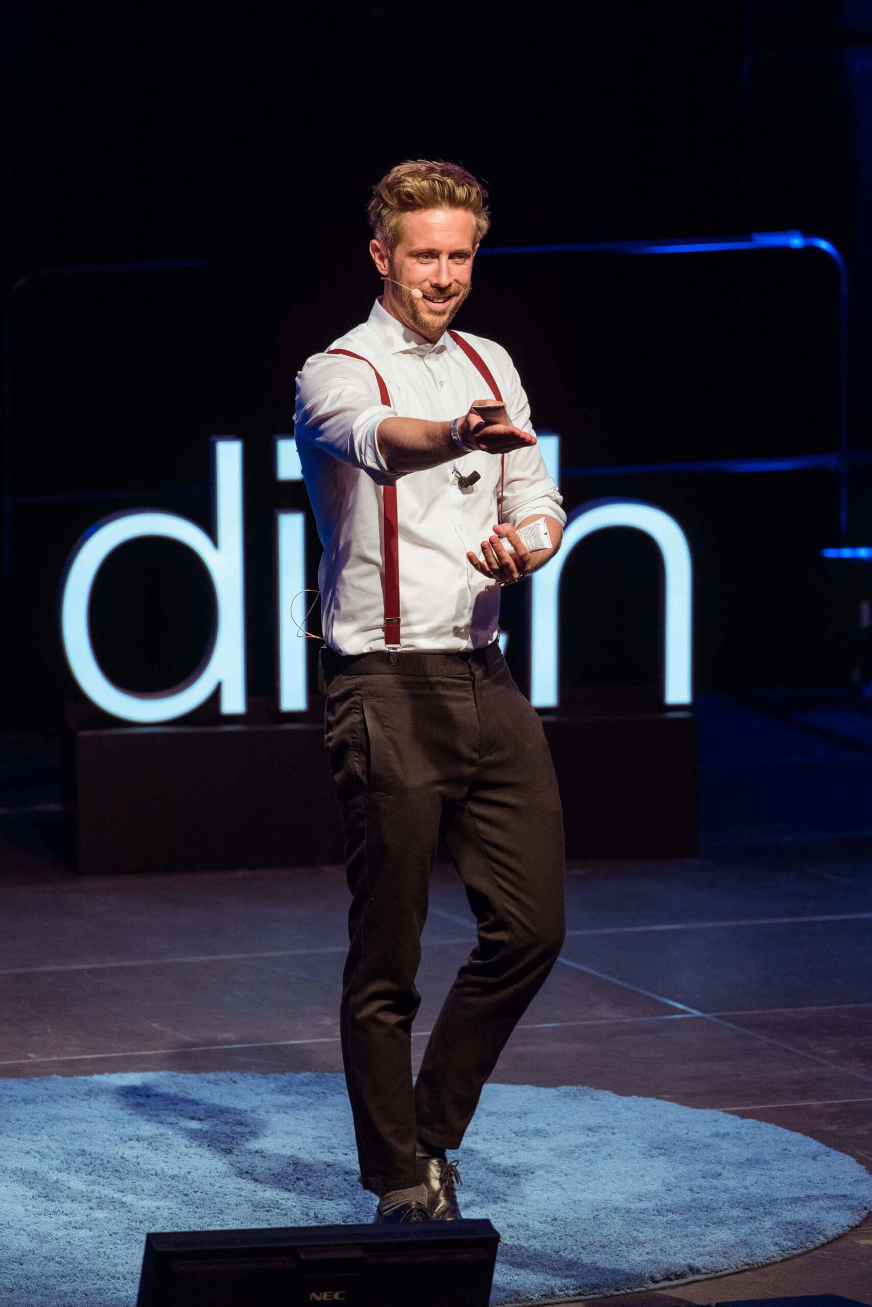 Startup Coach Felix Thönnessen