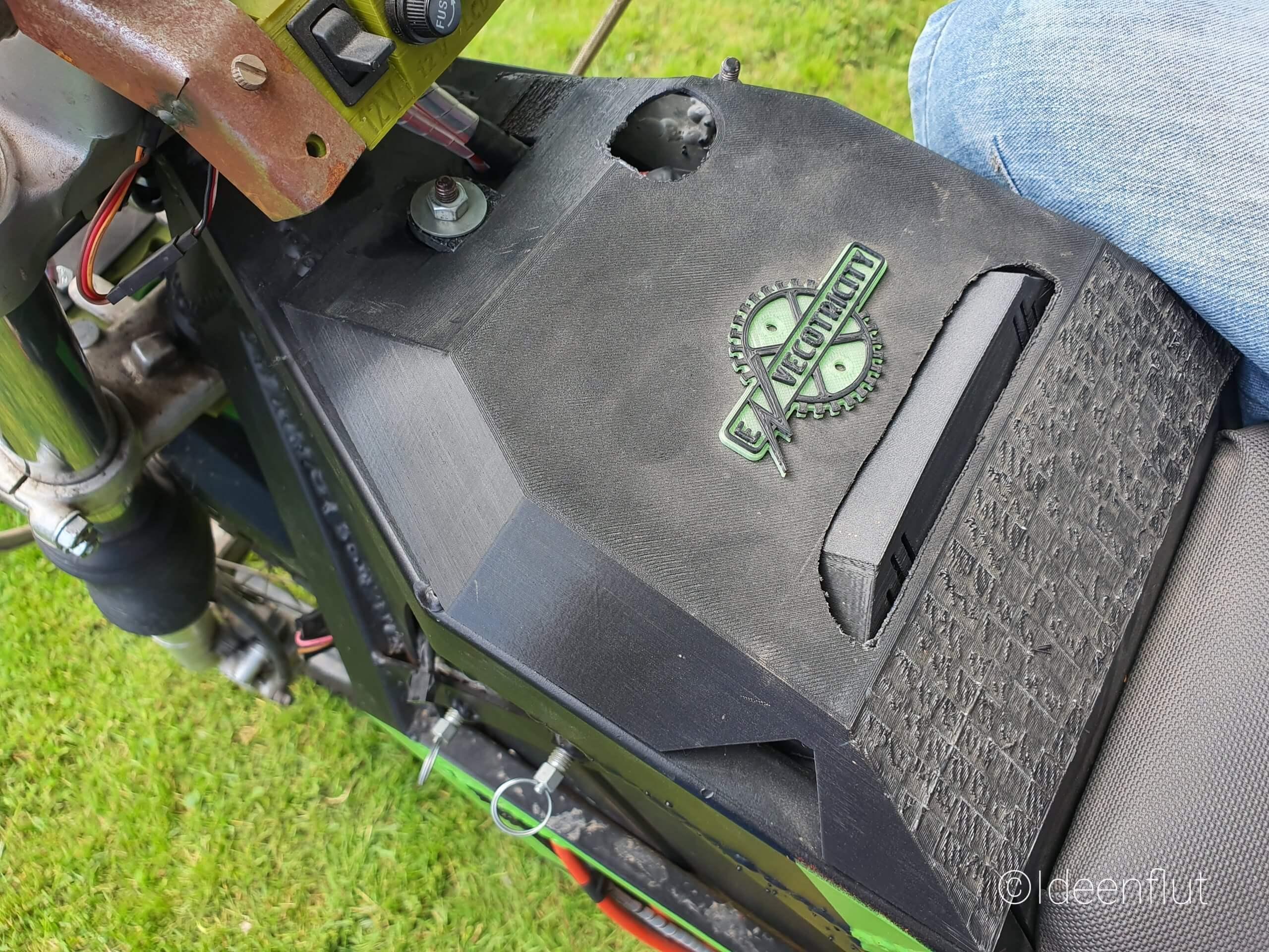 Envecotricity Elektro Motocross
